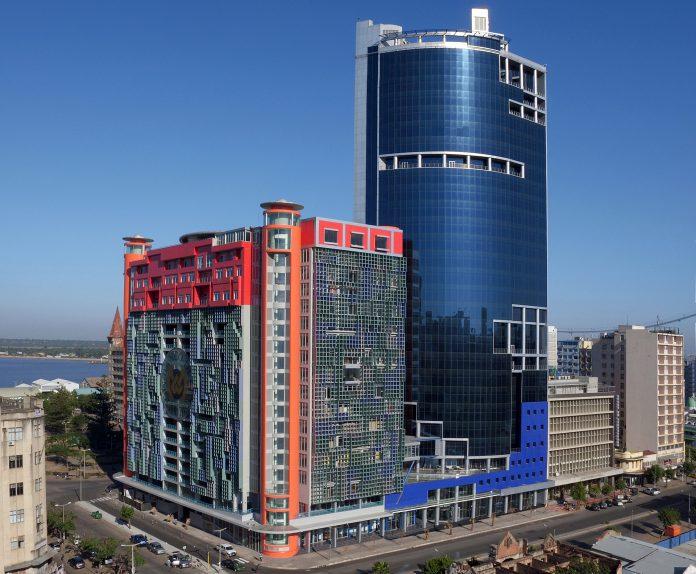 Edifício sede do Banco de Moçambique