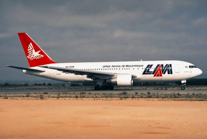Linhas aereas moçambicanas