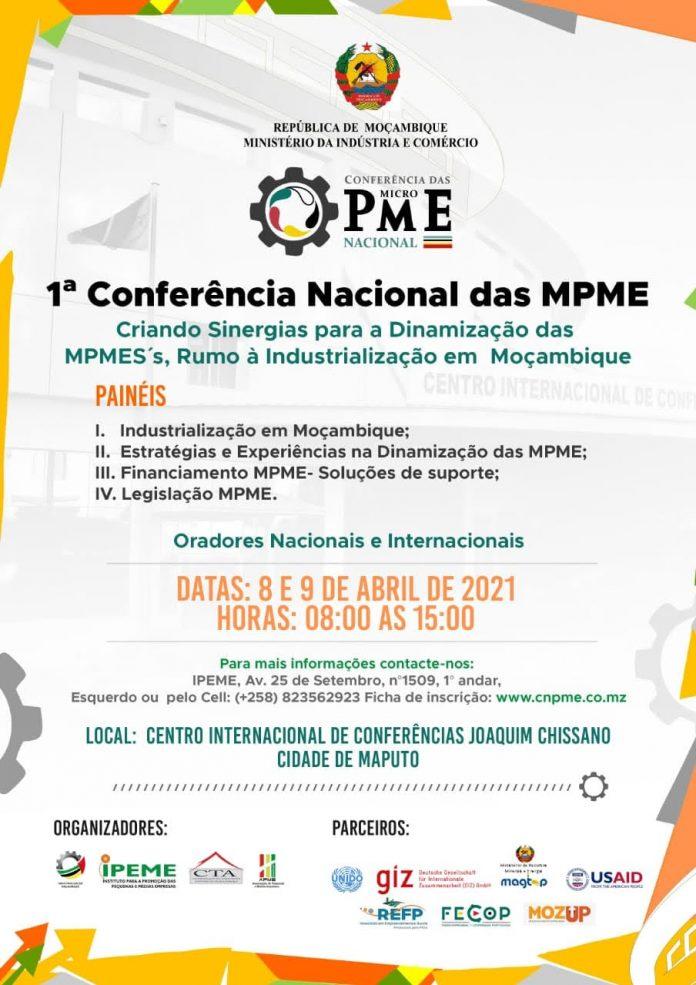 Primeira Conferência de MPMEs